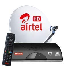 Airtel Xstream DTH Festival Offer High Definition Box with 1 Months HD Pack